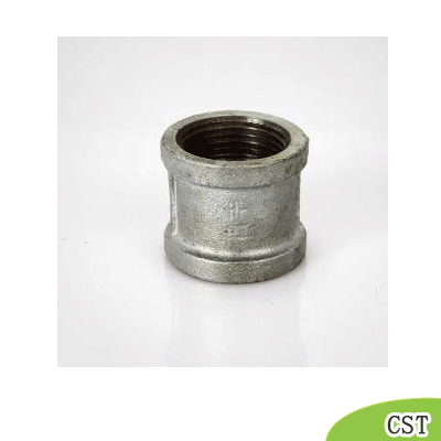 malleable iron pipe coupling