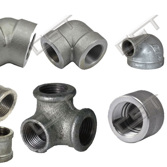 About  the malleable iron pipe fittings technical information